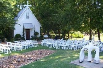 recent august garden wedding